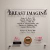 Acrylic Sign, Des Moines, IA