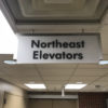 Elevator Custom Signage
