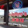 Jethro's BBQ Window Graphics