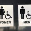 ADA Restroom Signage Des Moines, Iowa