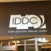Iowa Digestive Disease Center Signage