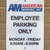 American Marking Vinyl