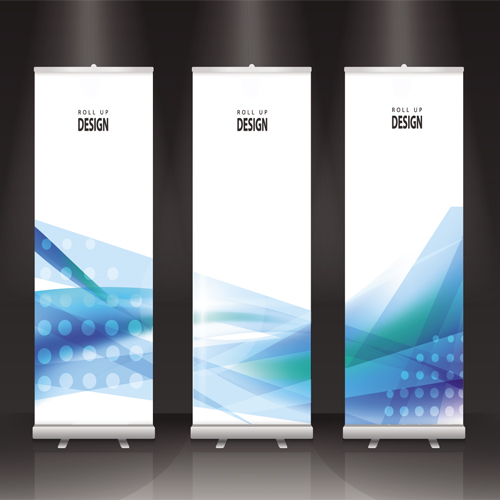 Retractable Banners and Stands - American Marking Inc. - Des Moines Custom Signage